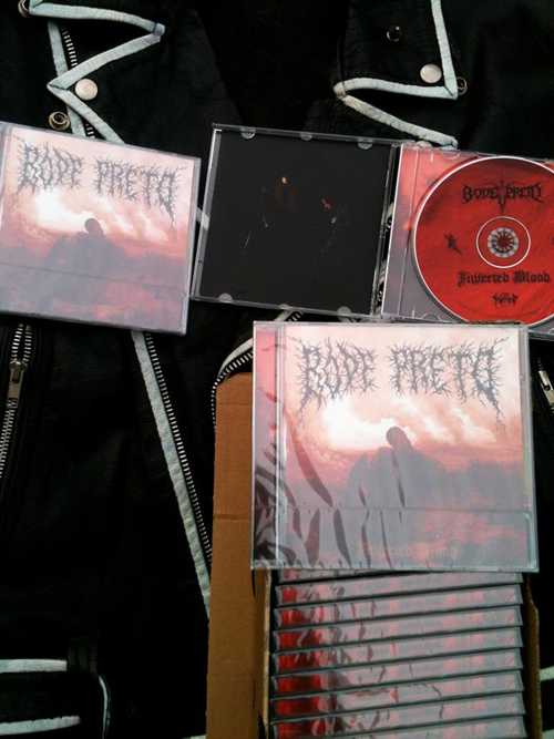 Inverted Blood CD